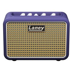 Laney Mini-Lion 3W 1x3 Mini Guitar Combo Amp Blue with tonebridge LSI