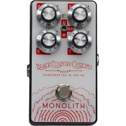 Laney Monolith Black Country Customs Distortion Pedal