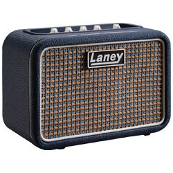 Laney MINI-ST-LION Lionheart Battery Powered Stereo Guitar Amplifier Combo with tonebridge LSI