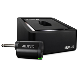 Line 6 L6G10 Relay Series Plug and Play Digital Guitar Wireless System