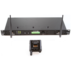 Line 6 L6G90 Rack Mount Relay Guitar Digital Wireless System with 12 Channels and 300 Foot Range