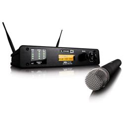 Line 6 L6XDV75 Handheld 14 Channel 300 Foot Digital Wireless Mic System