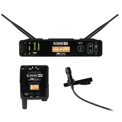 Line 6 L6XDV75L Lavalier 14 Channel 300 Foot Digital Wireless Mic System