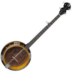 Luna BGB CEL 5 5-String Celtic Bluegrass Banjo
