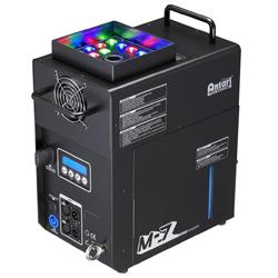 Antari M-7 2.4L RGB LED Fog Machine can be rigged up or down