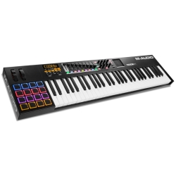 M-Audio CODE61 BLK MIDI 61 Key Keyboard Controller with X/Y Pad in Black