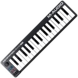 M-Audio Keystation Mini 32 MK3 Ultra Portable Mini USB MIDI Keyboard Controller