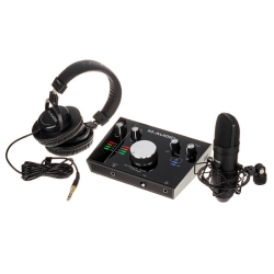 M-Audio MTRACK2X2SPRO M-Track 2X2 Vocal Studio Pro