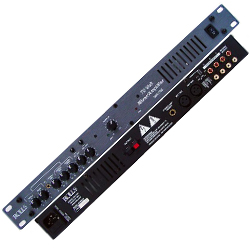 Rolls MA1705 Single Rack Space Mixer Amplifier