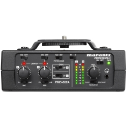 Marantz Pro PMD-602A 2-channel DSLR Audio Interface