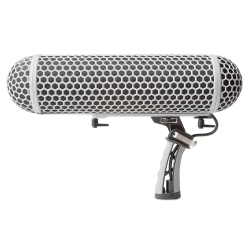Marantz Pro ZP-1 Blimp-Style Microphone Windscreen and Shockmount