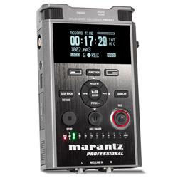 Marantz Pro PMD561 Compact Handheld Professional-Grade Solid-State Audio Recorder