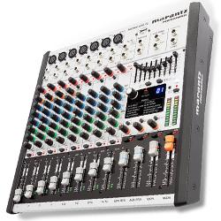 Marantz Pro Sound Live 12 Compact 12 Channel 2 Bus Tabletop Mixer