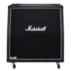 "Marshall 1960A 300 Watt 4 x 12"" Angled Extension Speaker Cabinet"