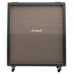 "Marshall 1960TV 100-Watt 4x12"" Angled Extension Guitar Amplifier Cabinet"