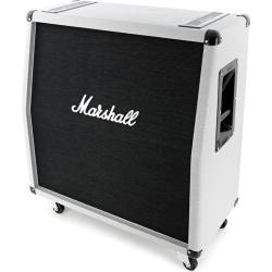 """Marshall 2551AV Jubilee 280-watt 4x12"""" Angled Extension Guitar Amplifier Cabinet"""