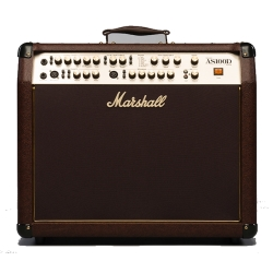 Marshall AS100D 4 Channel Acoustic Guitar Amplifier Combo