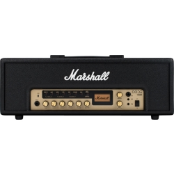 Marshall CODE100H Bluetooth Enabled Code Series 100 Watt Digital Guitar Amplifier Head with 2 Way Footswitch