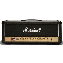 Marshall DSL100H 100 Watt 2 Channel Guitar Tube Amplifier Head (discontinued clearance)