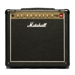 Marshall DSL15C 15 Watt Guitar Tube Amplifier Combo (discontinued clearance)