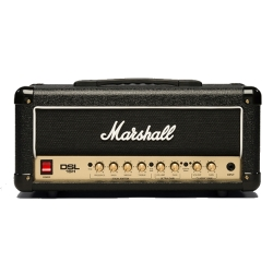Marshall DSL15H 15 Watt 2 Channel Guitar Tube Amplifier Head (discontinued clearance)
