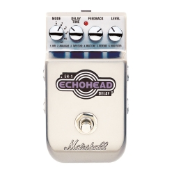 Marshall EH-1 Echohead Digital Delay Guitar Effects Pedal with 6 Modes