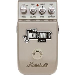 Marshall JH1-MSH Jackhammer Ultra-Gain Overdrive Guitar Effects Pedal
