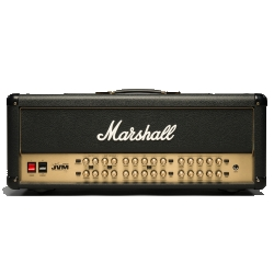 Marshall JVM410HJS Joe Satriani Edition 100 Watt 4-Channel Tube Amplifier Head