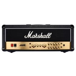 Marshall JVM205H 50 Watt 2-Channel Tube Amplifier Head