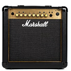 Marshall MG15G 15-Watt Guitar Amplifier Combo
