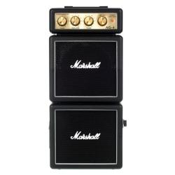 Marshall MS4 1 Watt Battery-powered Micro Full Stack in Black