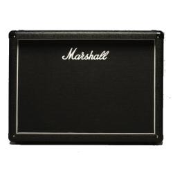 "Marshall MX212 2x12"" Extension Guitar Speaker Cabinet"