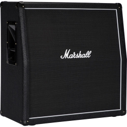 "Marshall MX412AR 240-Watt 4x12"" Angled Guitar Amplifier Extension Cabinet"