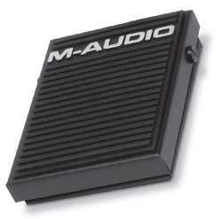 M-Audio SP-1 Simple Compact and Sturdy Sustain Pedal for Electronic Keyboards