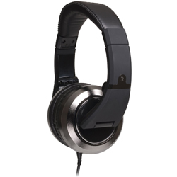 CAD Audio MH510CR The Sessions Professional Closed-Back Studio Headphones in Black and Chrome