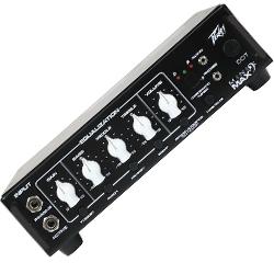 Peavey 03612300 MiniMAX 500 500W Bass Amplifier Head
