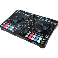 Mixars Primo 2-Channel 4 Deck Controller and Mixer with Standalone Effects for Serato DJ