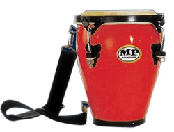 Mano MP911R Conga Drum - Red (discontinued clearance)
