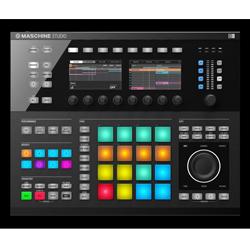 Native Instruments Maschine Studio BLK DJ Controller in Black