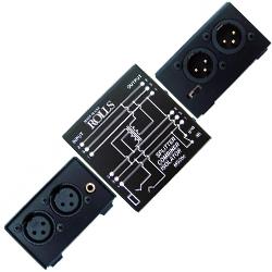 Rolls MS20c Microphone Splitter/Combiner/Isolator
