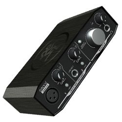 Mackie Onyx Artist 1•2 2-In 2-Out USB Interface Mic Preamp