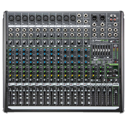 Mackie ProFX16v2 16-Channel 4 Bus Professional Effects Mixer with USB