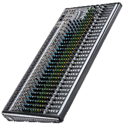 Mackie ProFX30v2 30-Channel 4 Bus Professional Effects Mixer with USB