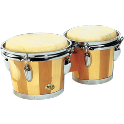 Mano MP714 7 and 8 Inch Tunable Bongos