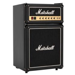 Marshall MF3.2-NA Mini Fridge with Genuine Marshall Amp Parts - LIMITED QTY