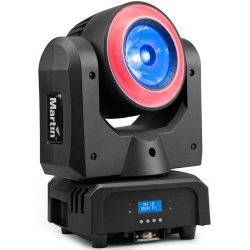 Martin Rush MH 10 Beam FX - Compact Moving Head with LED Ring