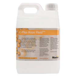 Martin JEM C-Plus Fluid 2.5L Lightweight Molecular Haze Fluid 2.5 Litre