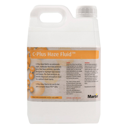 Martin JEM C-Plus Fluid 9.5L Lightweight Molecular Haze Fluid 9.5 Litre