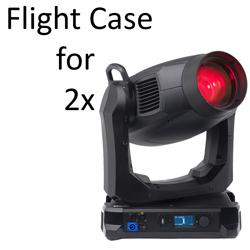 Martin Lighting MAC VIPER FLIGHTCASE Specially Designed case for 2 Mac Viper Lights