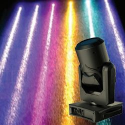 Microh ULTRA TRINITY IP350 Outdoor Rated 3 in 1 Beam/Spot/Wash Moving Head Light